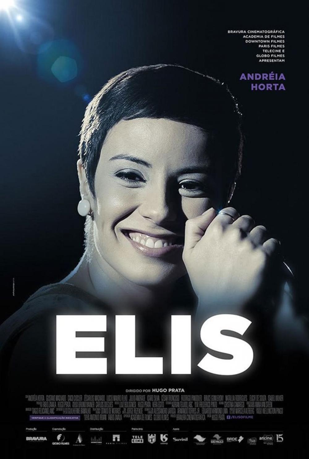 Elis-Cartaz Crítica: Elis