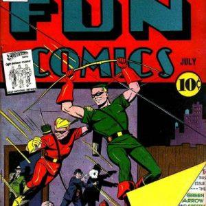 More_Fun_Comics_81-300x300 Arqueiro Verde: 75 anos de Histórias em Quadrinhos