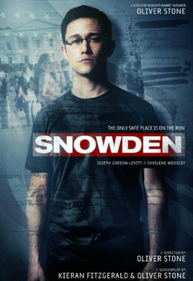 Snowden_cartaz Crítica: Snowden: Herói ou Traidor