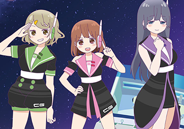 crane_game_girls 5 Animes/Mangás com Temas Inesperados