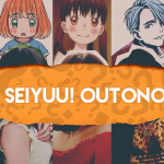 Top 5 Seiyuu – Temporada de Animes OUT/2016