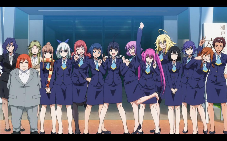 keijo Impressões Finais: Temporada de Animes OUT/2016