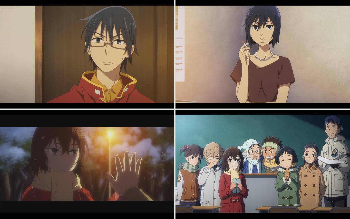 erased_screenshots Review: Boku Dake ga Inai Machi (ERASED)