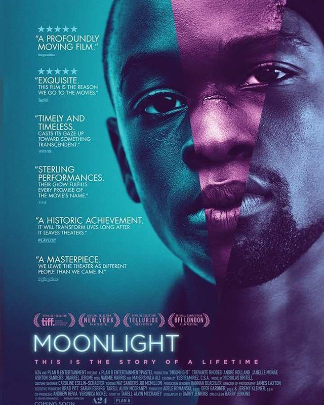 moon-cartaz Crítica: Moonlight - Sob a Luz do Luar