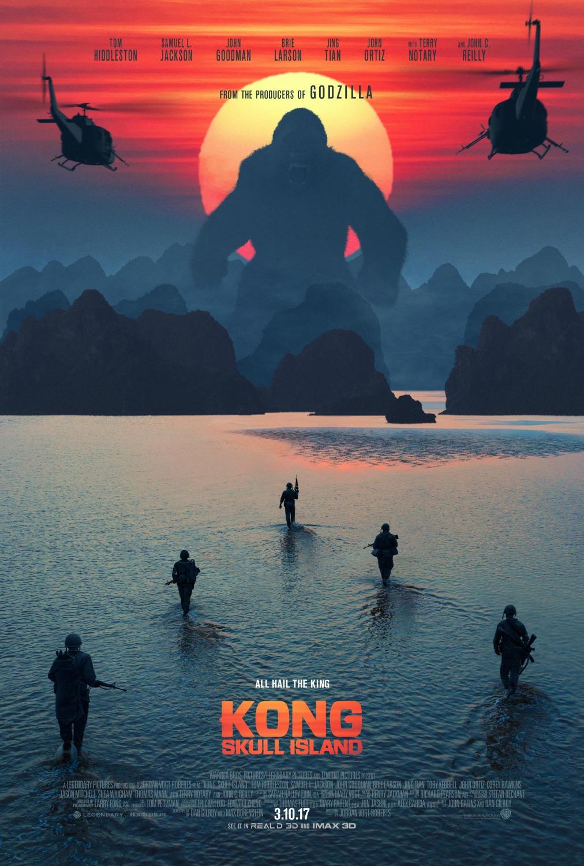 Kong_cartaz Crítica: Kong - A Ilha da Caveira