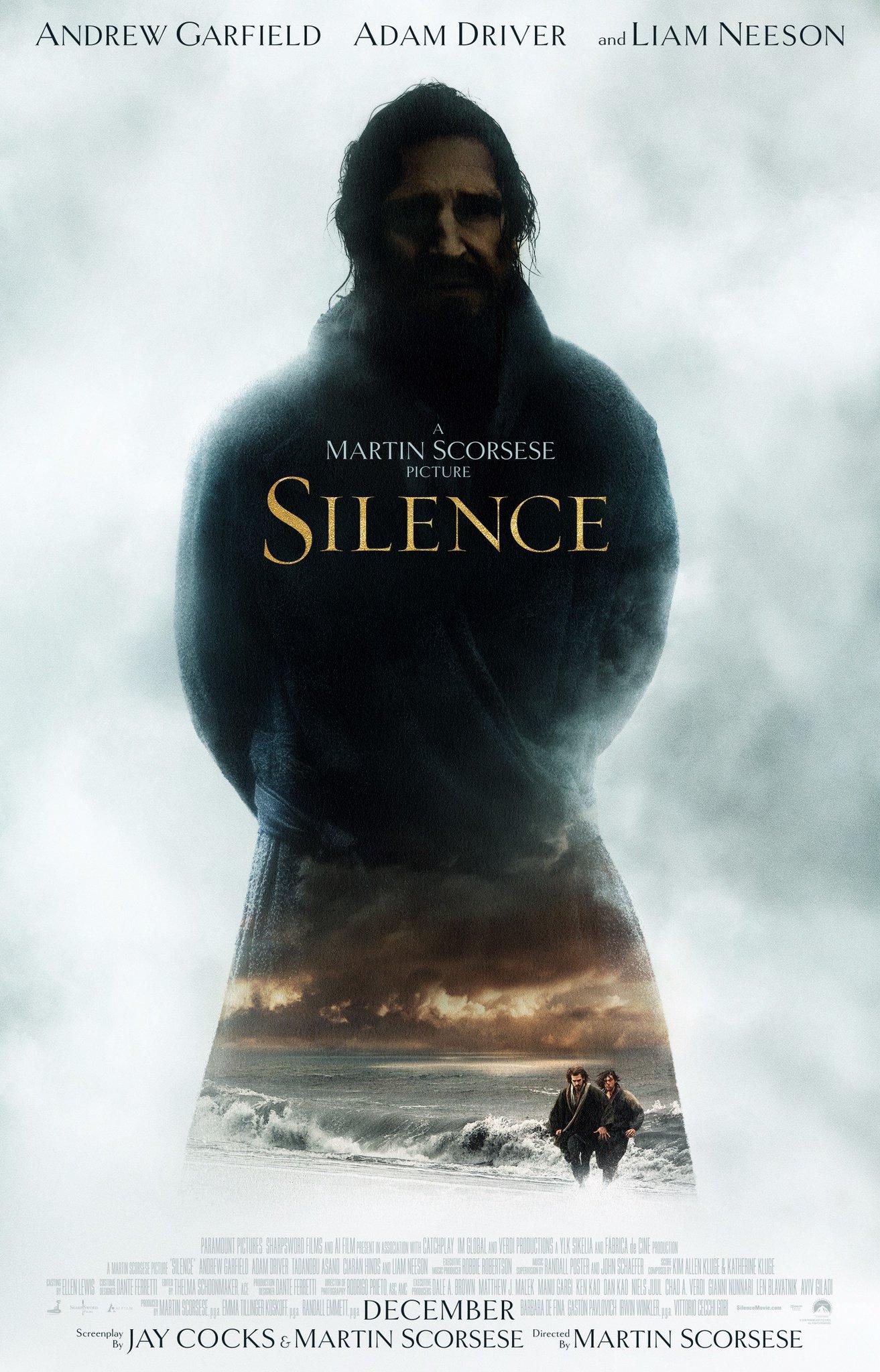Silencio_cartaz Crítica: Silêncio