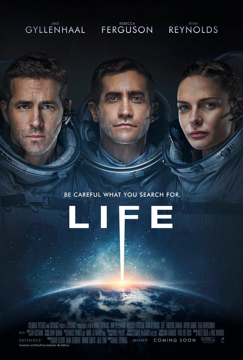 Vida-cartaz Crítica: Vida (Life)