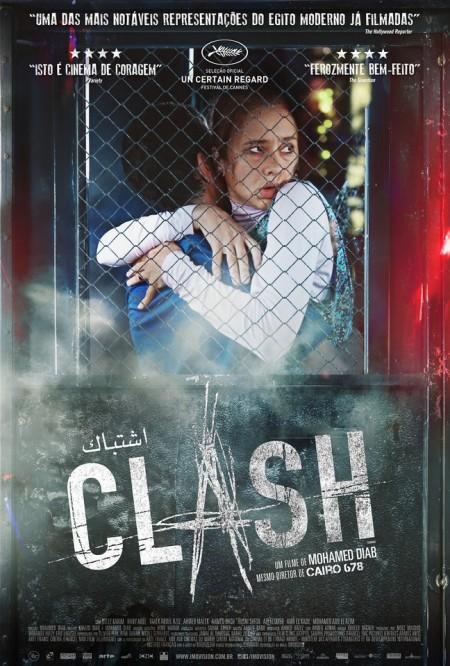 Clash_cartaz Crítica: Clash (Eshtebak)