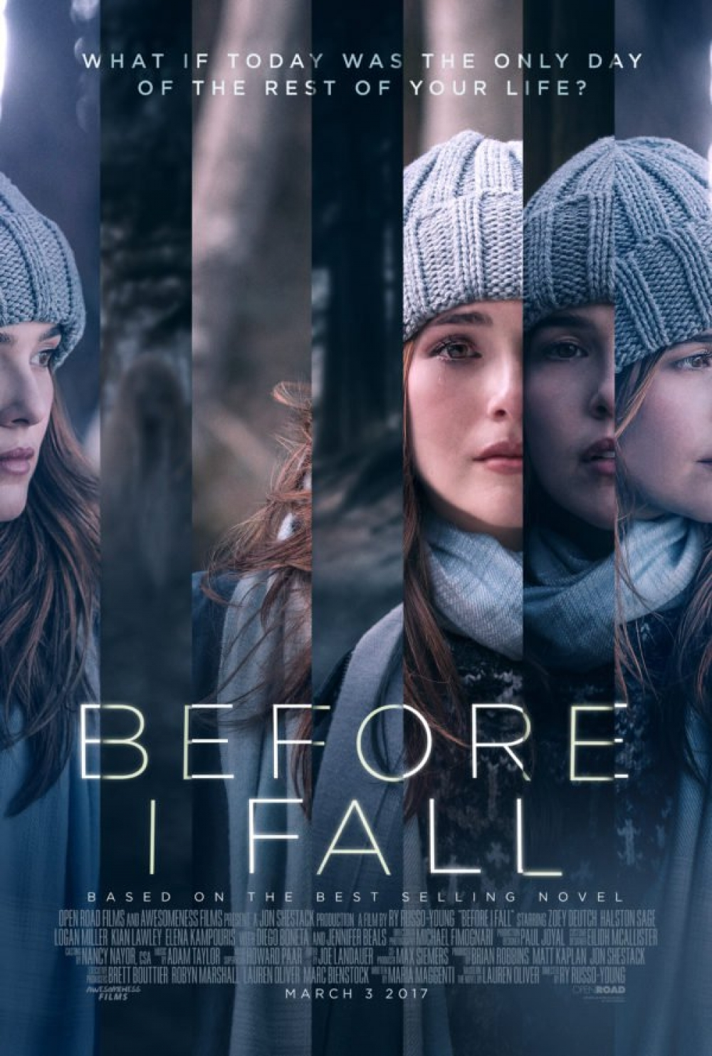 antes_cartaz Crítica: Antes que Eu Vá (Before I Fall)