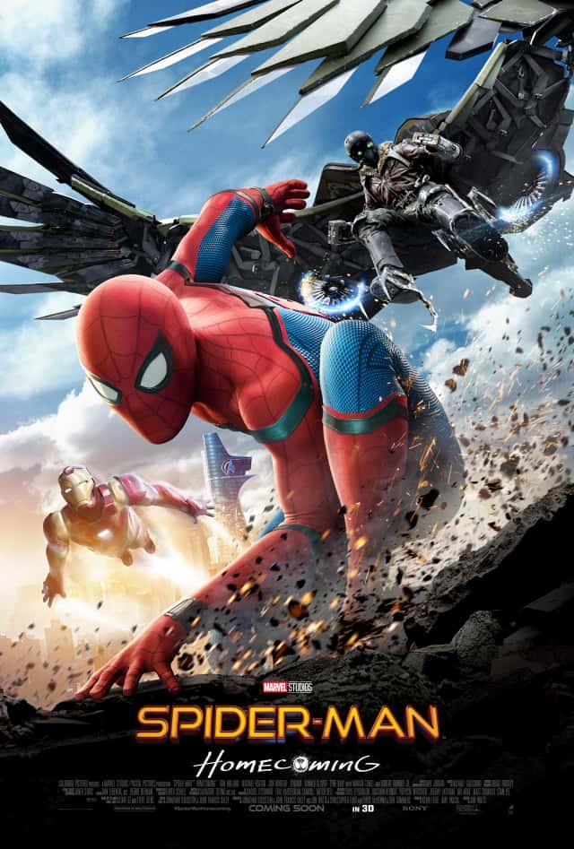 homem-aranha_cartaz Crítica: Homem-Aranha - De Volta ao Lar