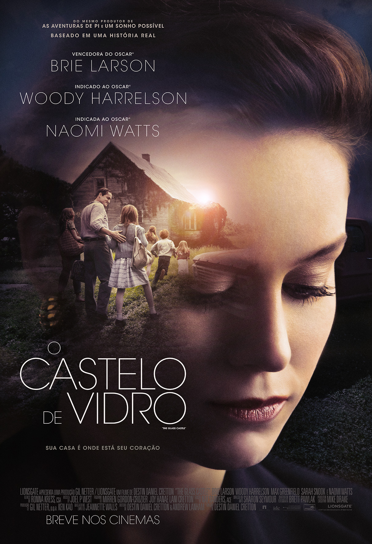 castelo_cartaz Crítica: O Castelo de Vidro (The Glass Castle)