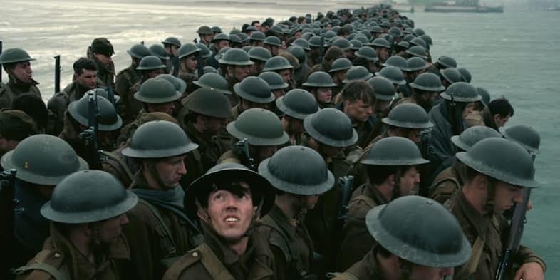 dunkirk_meio Crítica: Dunkirk