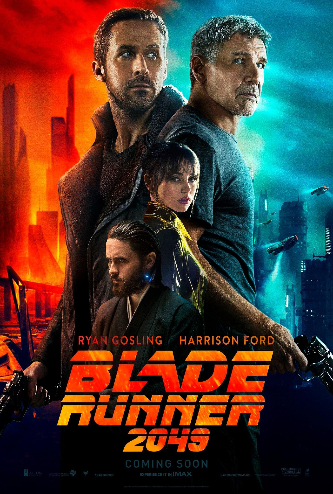 Blade_cartaz Crítica: Blade Runner 2049