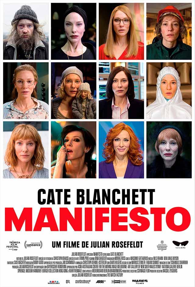 manifesto_cartaz Crítica: Manifesto