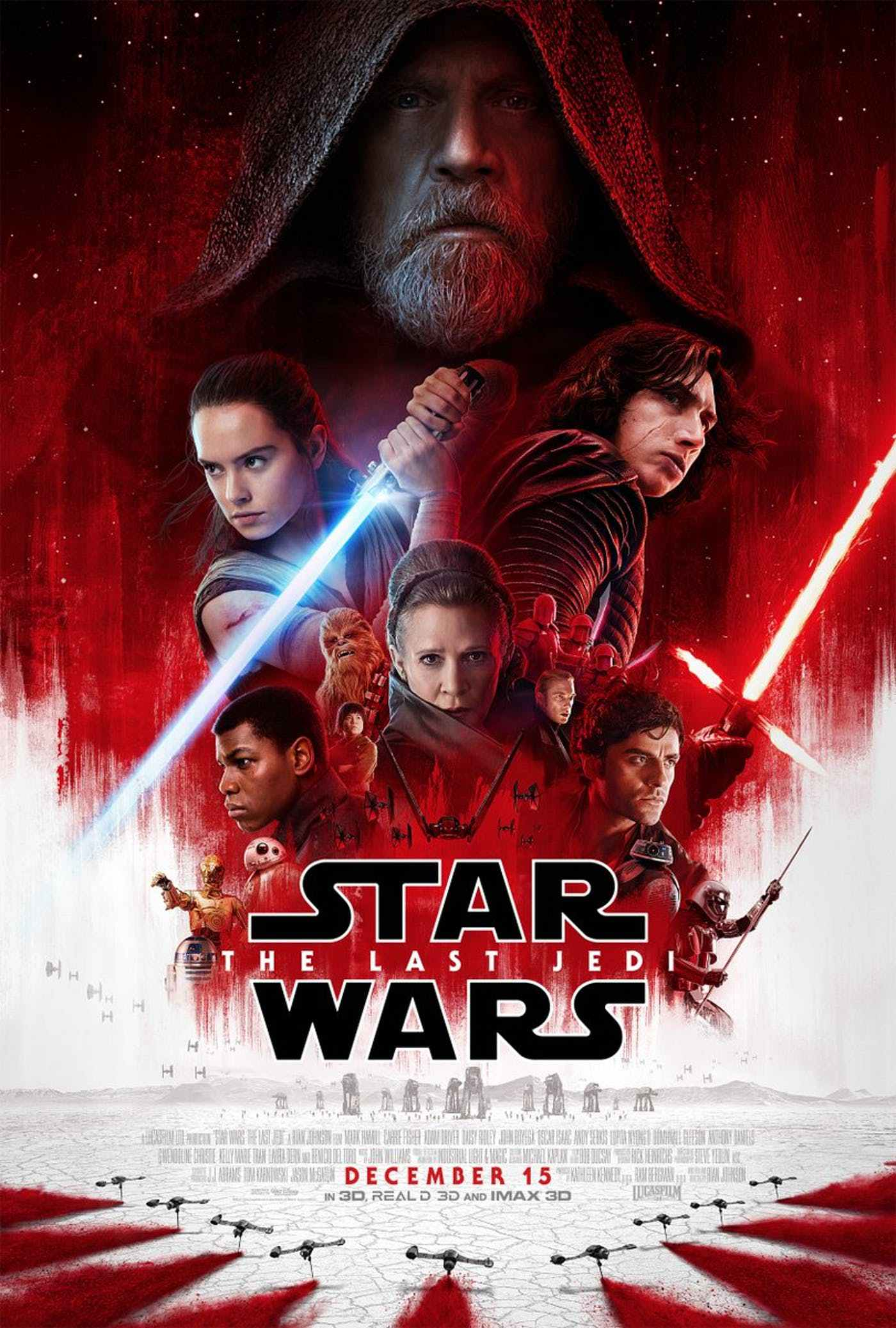 Jedi_Poster Crítica: Star Wars: Episódio VIII - Os Últimos Jedi