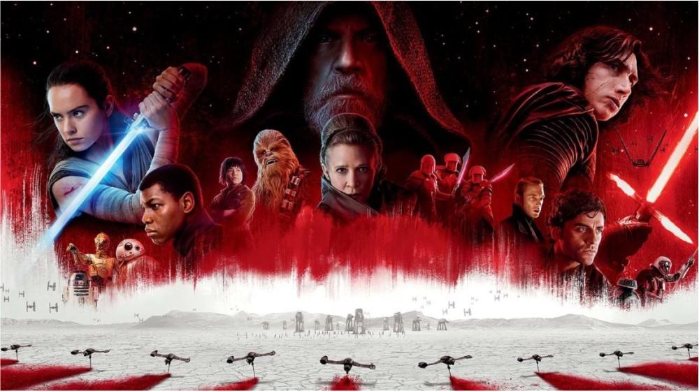 Resultado de imagem para star wars os últimos jedi