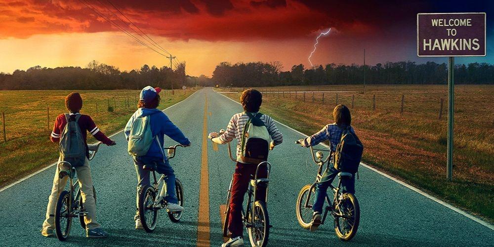 Stranger Things / Netflix