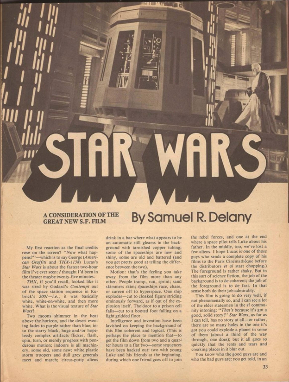 StarWarsSciFi3 Star Wars é ficção científica - Parte III - Desmistificando argumentos contrários