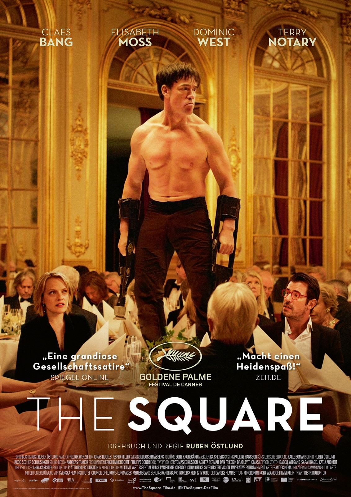 The_Square_cartaz-1 Crítica: The Square - A Arte da Discórdia