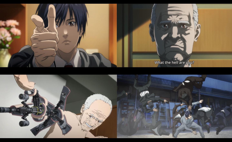 inuyashiki-1 Impressões Finais: Temporada de Animes OUT/2017