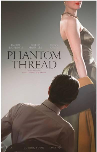 trama_poster Crítica: Trama Fantasma (Phantom Thread)
