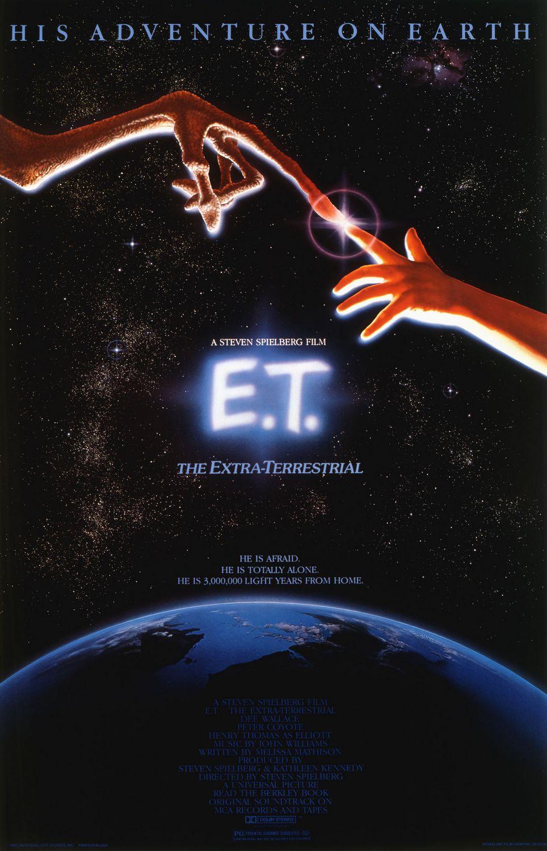 ET-POSTER Steven Spielberg e a Ufologia - Parte 1