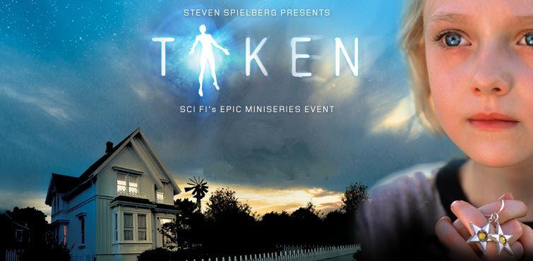 taken Steven Spielberg e a Ufologia - Parte 2
