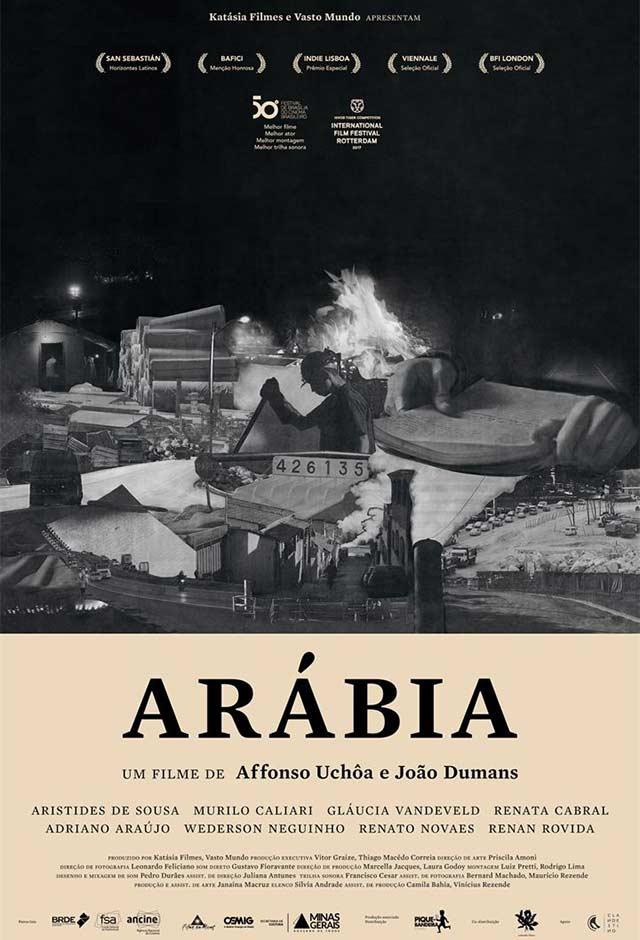 arabia-cartaz Crítica: Arábia