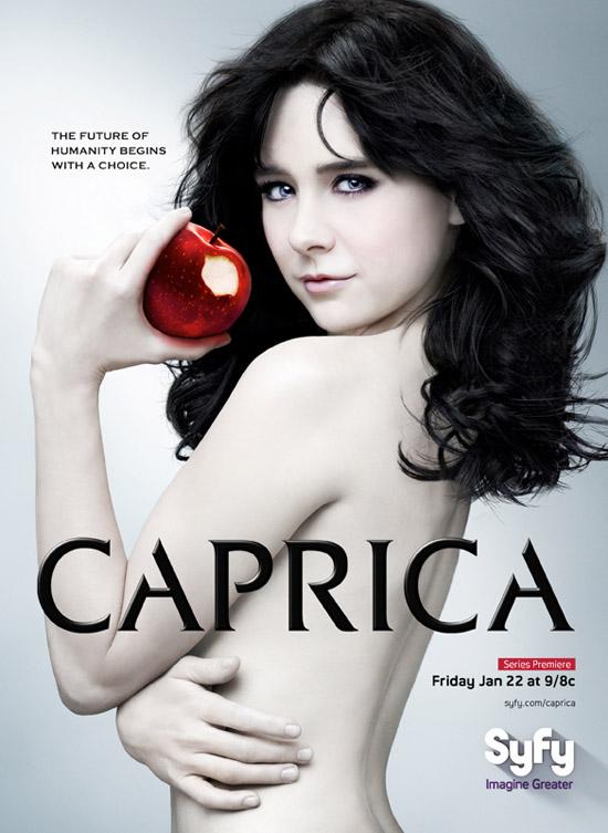 caprica Galactica e além... Parte Final