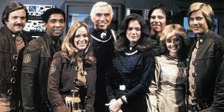 elenco Galactica e além... Parte 1