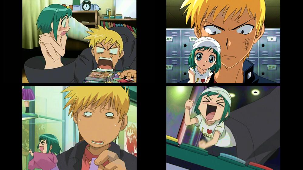 midori_2 Anime: Midori no Hibi