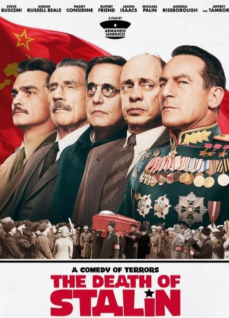 Stalin_poster-1 Crítica: A Morte de Stalin (The Death of Stalin)