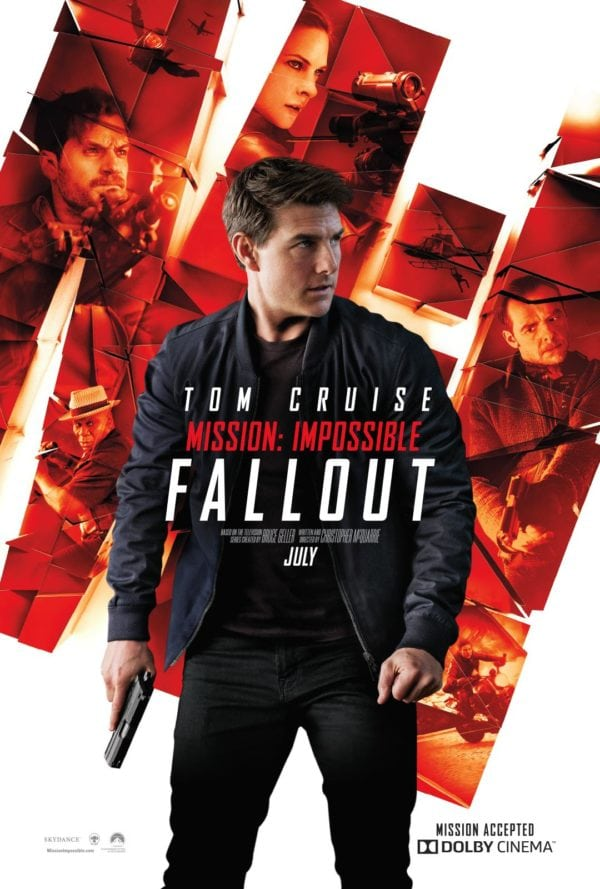 MI_Poster Crítica: Missão Impossível - Efeito Fallout (Mission: Impossible - Fallout)