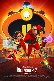 incriveis_poster Crítica: Os Incríveis 2 (Incredibles 2)