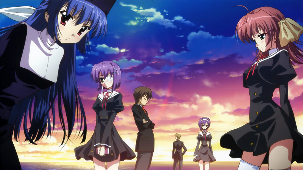 Anime Ef A Tale Of Memories Melodies Maxiverso