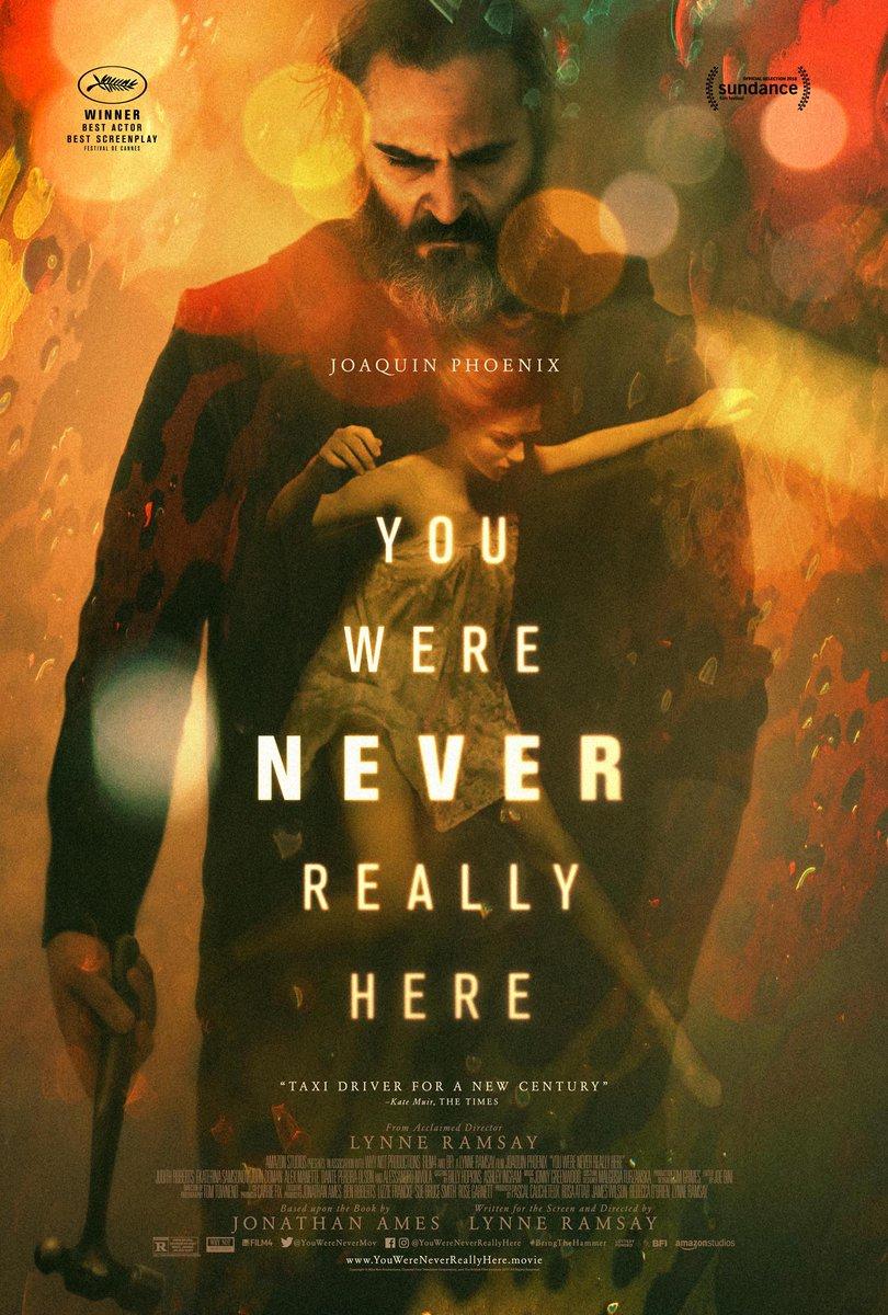 voce_poster-1 Crítica: Você Nunca Esteve Realmente Aqui (You Were Never Really Here)