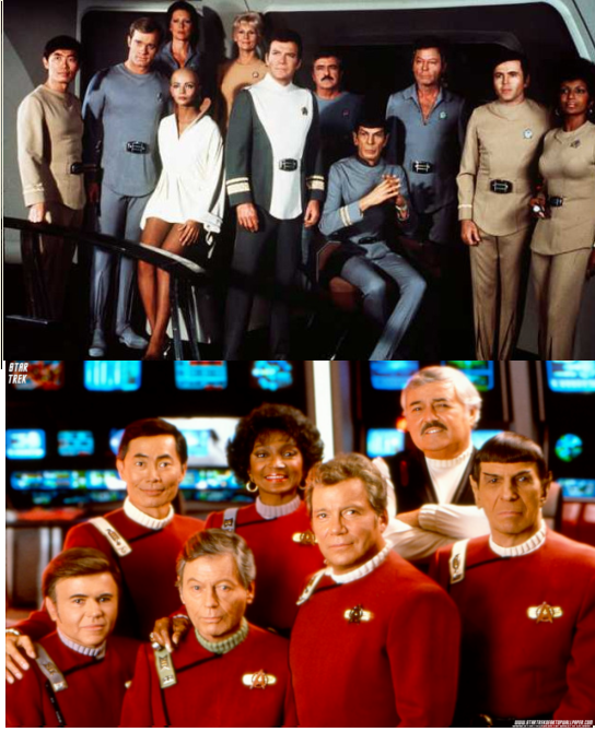 trip Star Trek - Uma jornada além das estrelas - Parte 2