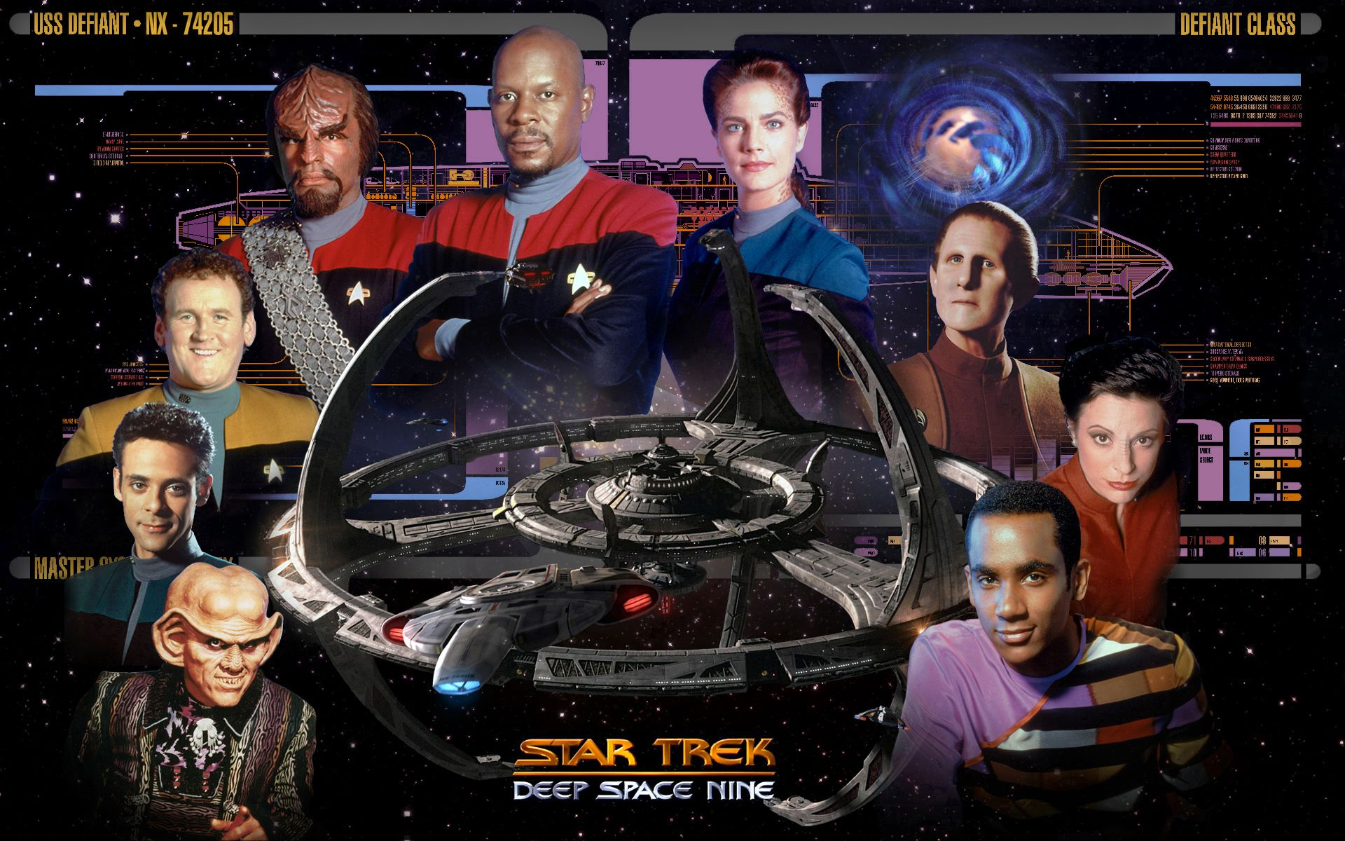 My-Top-5-Favorite-TV-Shows-Top-5-Favorite-Movies Star Trek - Uma jornada além das estrelas - Parte  5