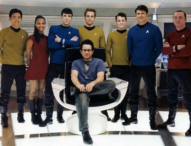 jjabrams Star Trek - Uma jornada além das estrelas - Parte  9
