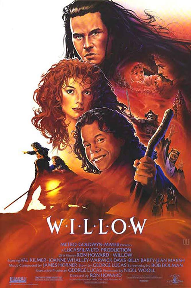 poster Willow na Terra da Magia pode retornar como série de TV