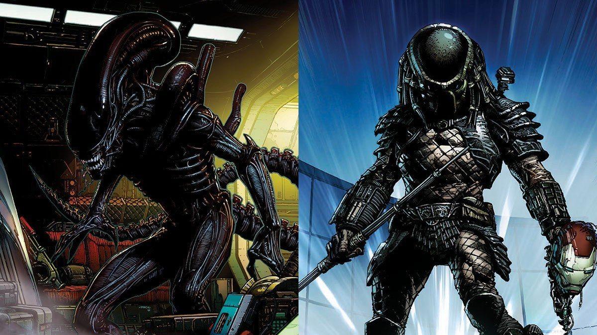 predador HQs de Alien e Predador agora pertencem à Disney/Marvel