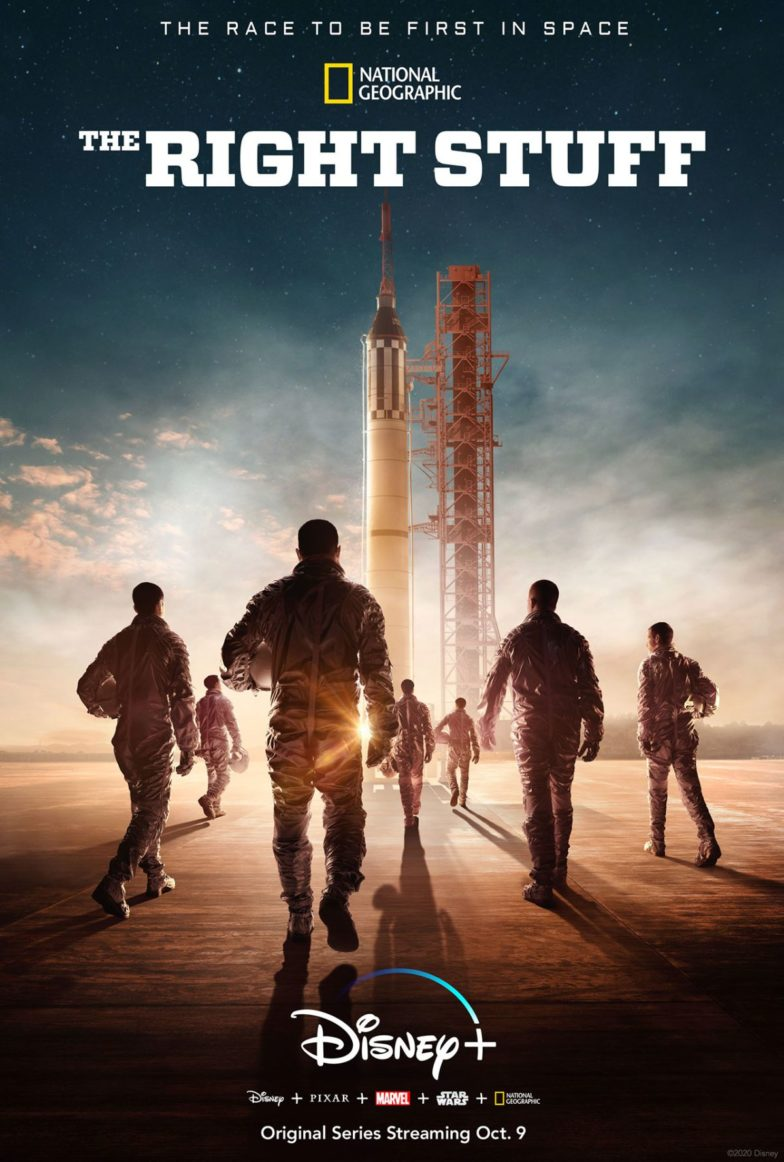 the-right-stuff-784x1162 Os Eleitos: novo remake de história espacial será lançado no Disney+