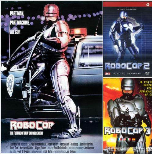 """robocop-1 RoboCop terá série spin off focada no vilão do filme original e podemos ter """"mais um reboot""""..."""