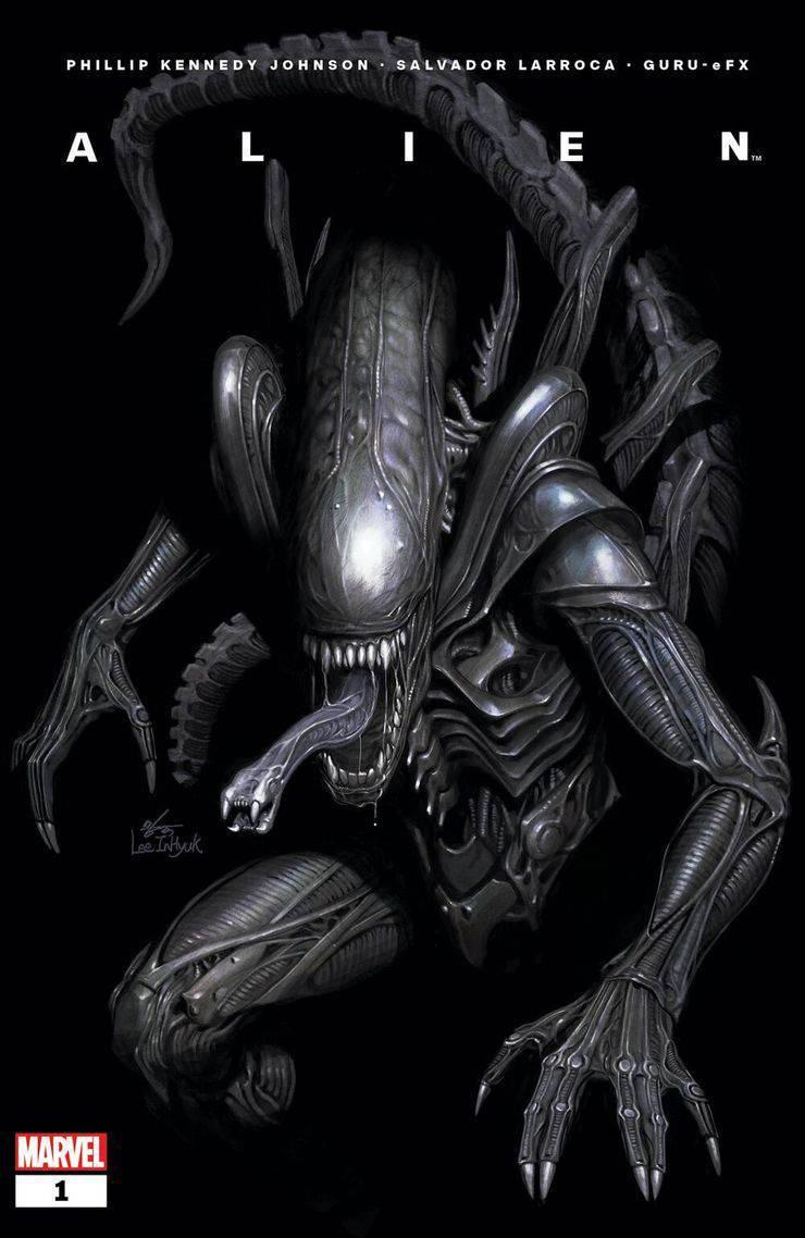 marvel-alien Atualizações do Mundo Geek - Janeiro 2021