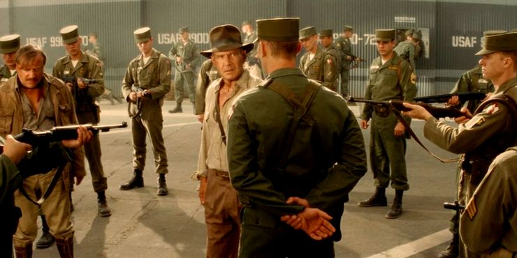 6 As aventuras canceladas de Indiana Jones
