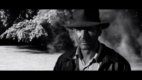 raiders-preto Análise: 40 anos de Caçadores da Arca Perdida... a jornada do herói Indiana Jones - Parte final
