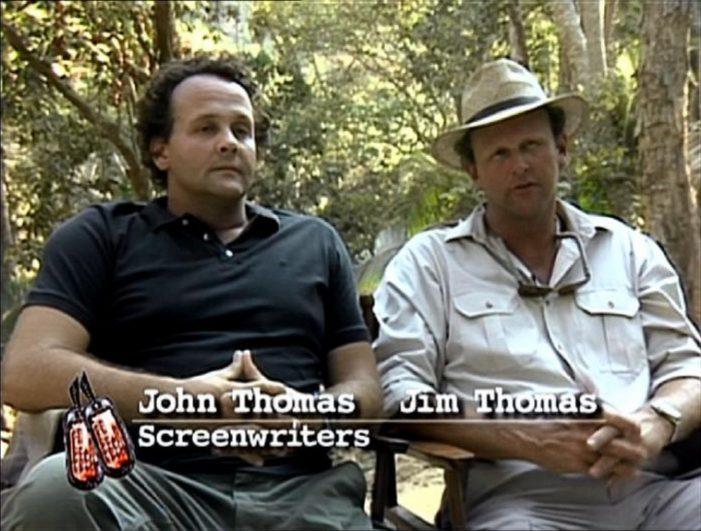 irmaos-thomas Predador: Criadores originais entram com processo contra Disney