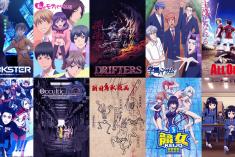 Primeiras Impressões: Temporada de Animes OUT/2016