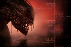 Cronologia da franquia Alien