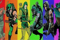 Arqueiro Verde: 75 anos de Histórias em Quadrinhos